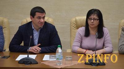 В Запорожской области назначен новый заместитель губернатора