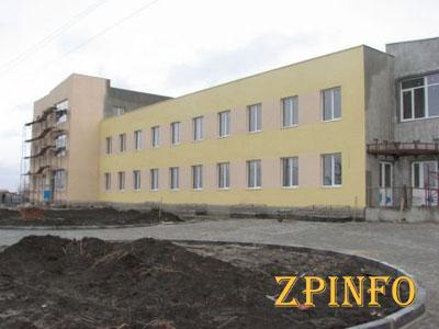 В Запорожской области новая поликлиника готовится к открытию