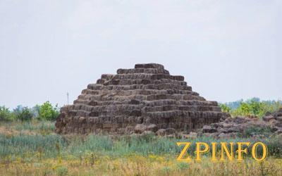 В Запорожской области обнаружена пирамида