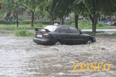 В Запорожской области обсудили меры по предупреждению наводнений