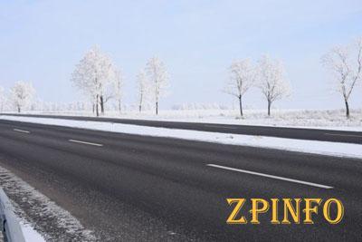В Запорожской области открыто движение на всех трассах