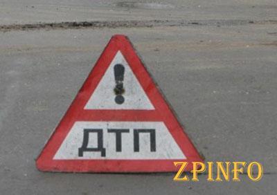 В Запорожской области перевернулась легковушка, пострадал пассажир