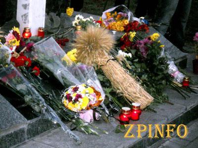 В Запорожской области почтят память жертвам Голодомора в Украине