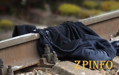 В Запорожской области поезд сбил мужчину