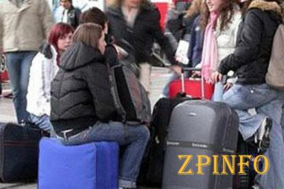 В Запорожской области посели почти 70 тысяч беженцев