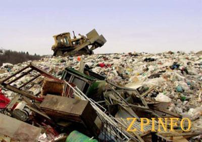 В Запорожской области построят полигоны мусора за 118 млн. грн.