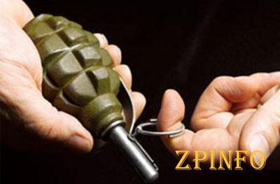 В Запорожской области поймали солдата, который собирался провезти гранаты
