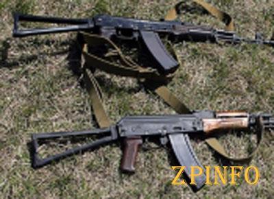 В Запорожской области правоохранители незаконно прихватили из зоны АТО оружие