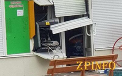 В Запорожской области прогремел взрыв