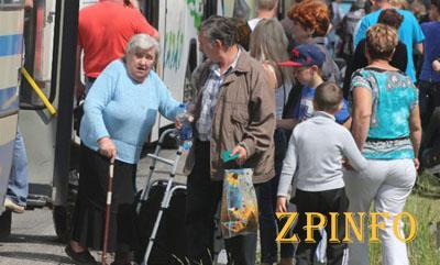 В Запорожской области растет количество переселенцев