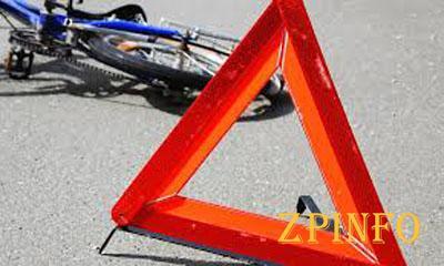 В Запорожской области сбили велосипедистку
