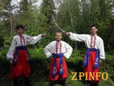 В Запорожской области создали первый казацкий курень