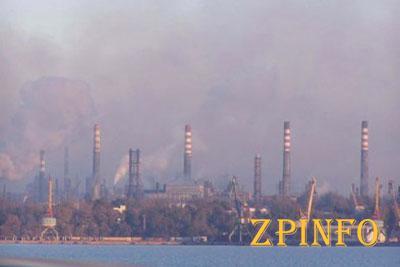 В Запорожской области стало легче дышать на 16 %