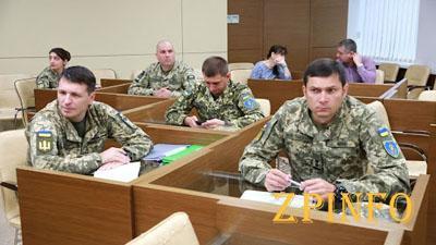 В Запорожской области стартует осенний призыв