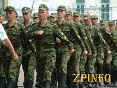 В Запорожской области стартует пятая волна мобилизации
