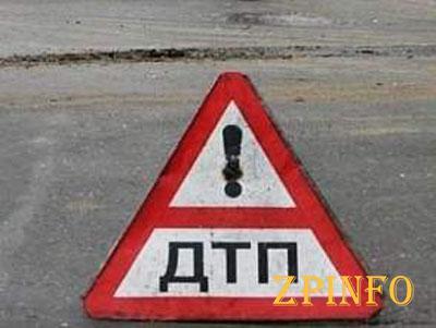В Запорожской области столкнулись два автомобиля