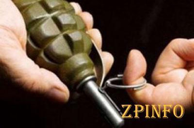 В Запорожской области у мужчины изъяли гранаты