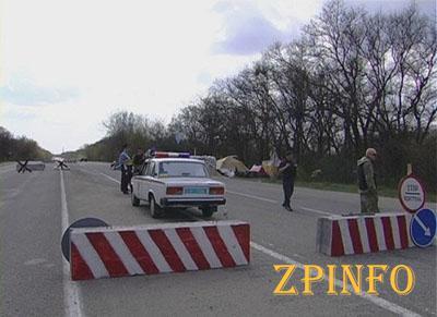 У военнослужащего на блокпосту обнаружили боеприпасы