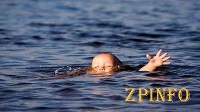В Запорожской области утонул 3-летний ребенок