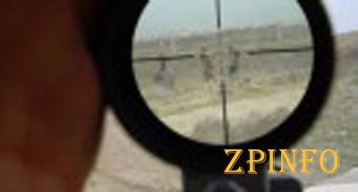 """В Запорожской области в автобусе нашли винтовку """"СВД"""""""