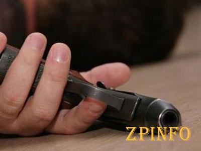 В Запорожской области застрелился 73-летний мужчина