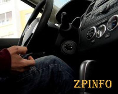 В Запорожской области похитили автомобиль вместе с владельцем