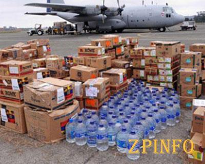В Запорожскую область доставят 360 т гуманитарной помощи