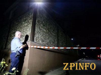 В «золотом» офисе Анисимова ночью произошел взрыв (Видео)