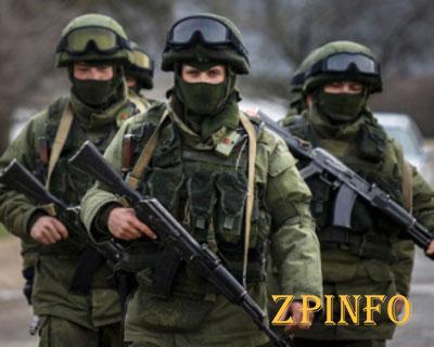 В зоне АТО увеличилось количество российских военных (Видео)