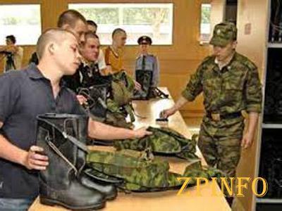 Военнообязанные отказываются брать повестки