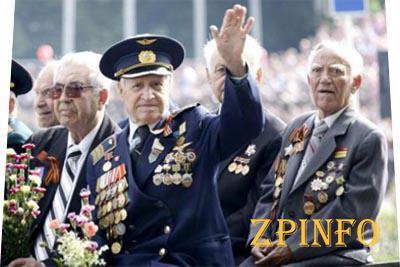 Ветеранам пообещали традиционное празднование 9 мая