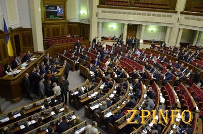 ВР приняла Закон о признании ДНР и ЛНР террористическими организациями
