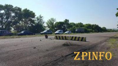 Все дороги к Донецку были заблокированы сотрудниками ГАИ (Видео)