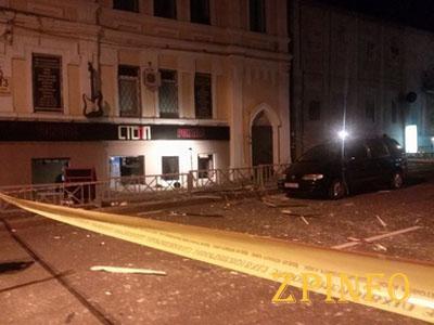 Взрыв в Харькове связан с патриотической деятельностью хозяина (Видео)
