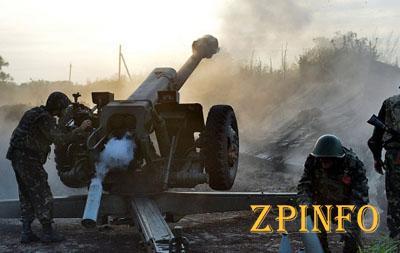 За день боевики 17 раз нарушали режим прекращения огня (Видео)