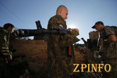 Боевики 30 раз обстреляли позиции сил АТО (Видео)