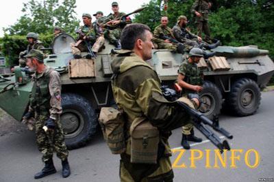 За неделю границу Украины пересекло 500 человек в военной форме