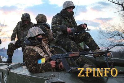 За последние сутки 1 украинский боец был убит, еще 9 ранено
