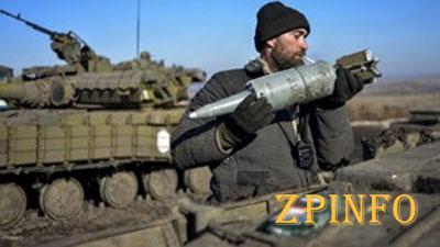 За сутки боевики 100 раз обстреляли позиции сил АТО