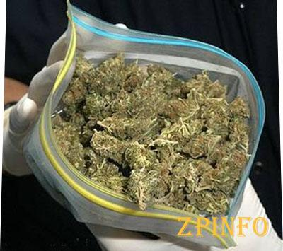 Задержан мужчина который распространял марихуану