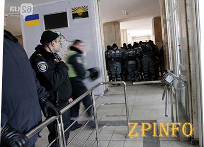 Захват админзданий в Николаеве и Тернополе не удался