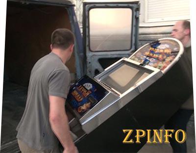 Зал игровых автоматов в Шевченковском районе прикрыт
