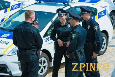 Запорожье будут охранять около тысячи полицейских