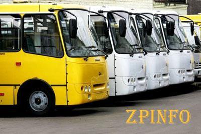 Запорожье закупит около сотни автобусов большой вместимости