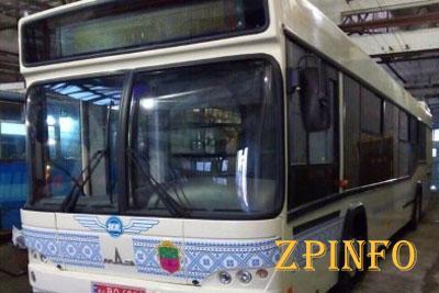 Запорожье приобретет 35 автобусов