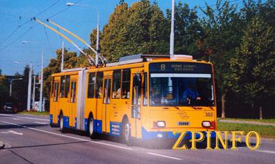 Запорожье закупит подержанные троллейбусы в два раза дороже