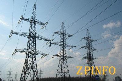 Запорожская область должна за электроэнергию 1,5 миллиарда гривен