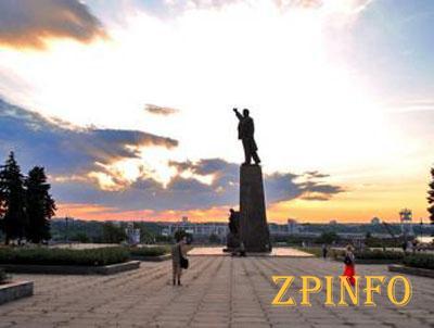 Запорожская область одна из трех, где остались памятники Ленину