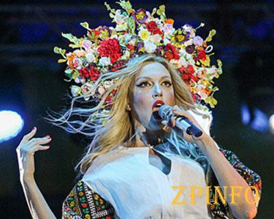 Запорожская публика тепло приняла Ольгу Полякову