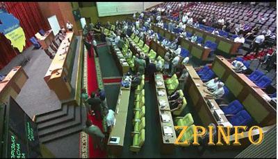 Запорожские депутаты просят для города особого статуса (Видео)
